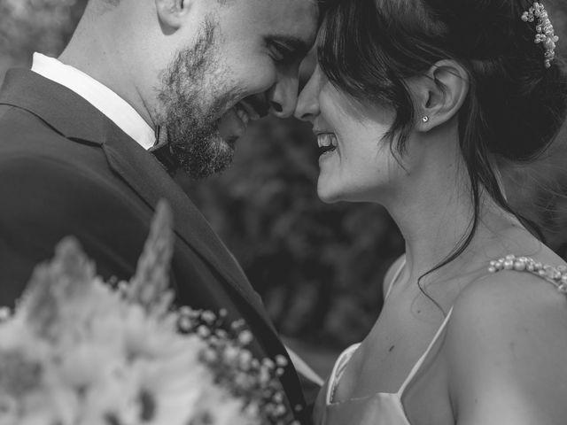 El casamiento de Inés y Alberto