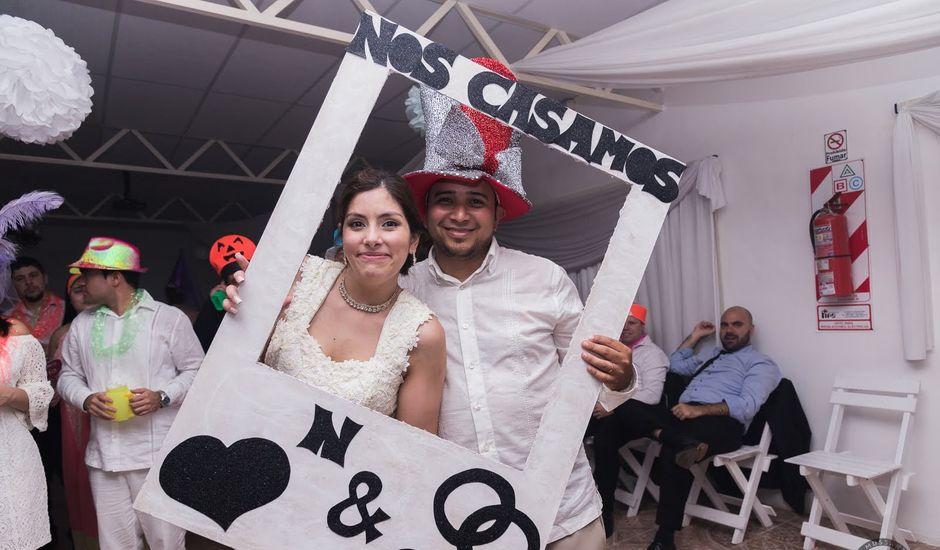 El casamiento de Cristian y Noelia en Burzaco, Buenos Aires