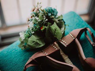 El casamiento de Mariana y Javier 2
