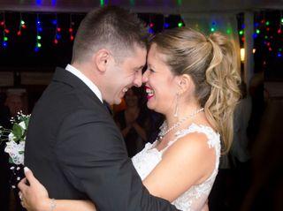 El casamiento de Silvi y Seba