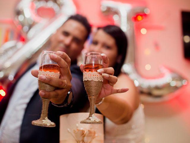 El casamiento de Mariana y Javier
