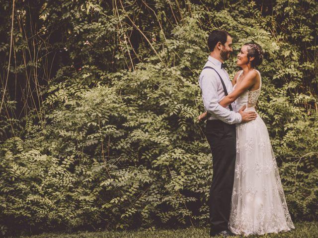 El casamiento de Agus y Tincho