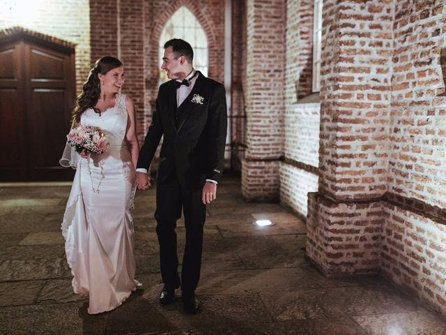 El casamiento de Antonella y Ignacio