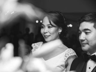 El casamiento de Mika y Ariel