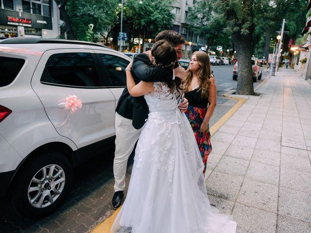 El casamiento de Lucas y Eve en San José de Guaymallen, Mendoza 36