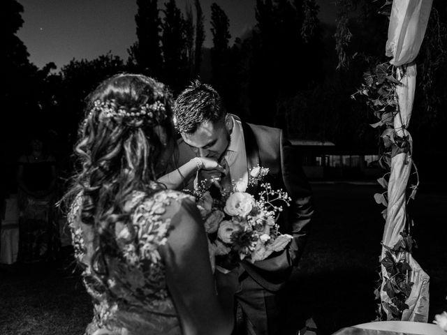 El casamiento de Lucas y Eve en San José de Guaymallen, Mendoza 38