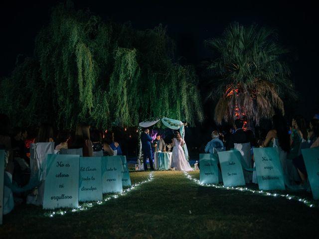 El casamiento de Lucas y Eve en San José de Guaymallen, Mendoza 41