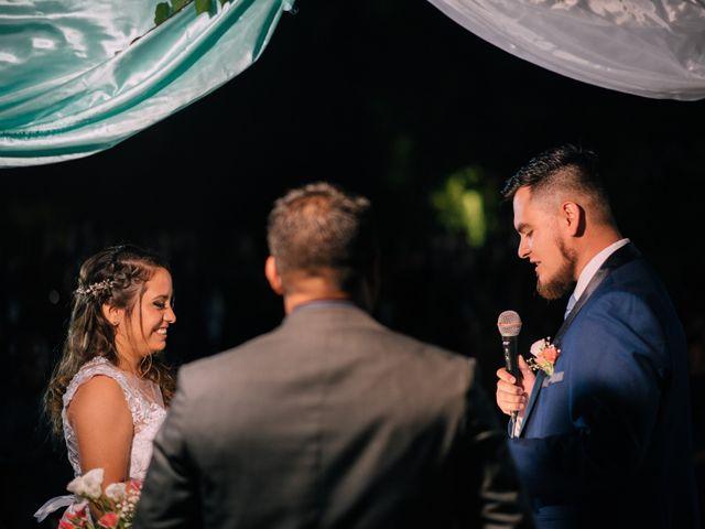 El casamiento de Lucas y Eve en San José de Guaymallen, Mendoza 43