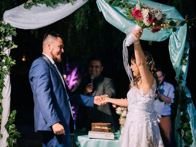 El casamiento de Lucas y Eve en San José de Guaymallen, Mendoza 50