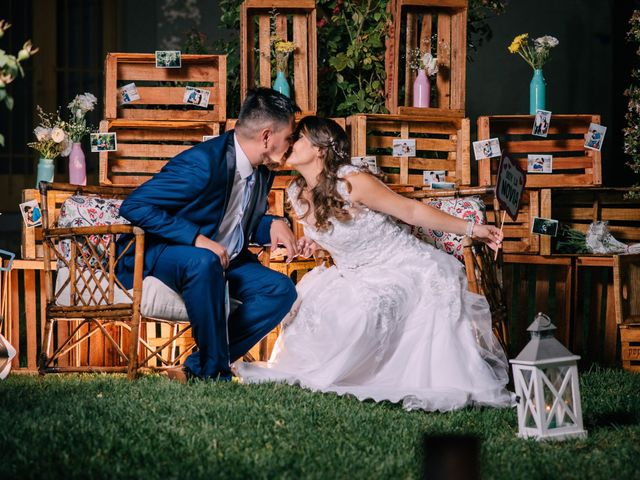 El casamiento de Lucas y Eve en San José de Guaymallen, Mendoza 54