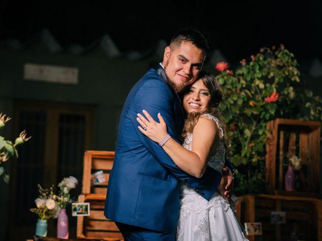 El casamiento de Lucas y Eve en San José de Guaymallen, Mendoza 55