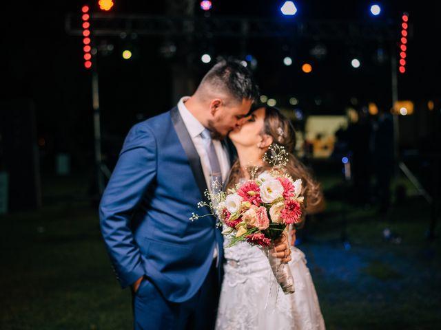 El casamiento de Lucas y Eve en San José de Guaymallen, Mendoza 57