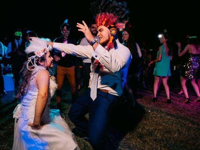 El casamiento de Lucas y Eve en San José de Guaymallen, Mendoza 64