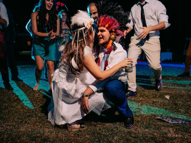 El casamiento de Lucas y Eve en San José de Guaymallen, Mendoza 69