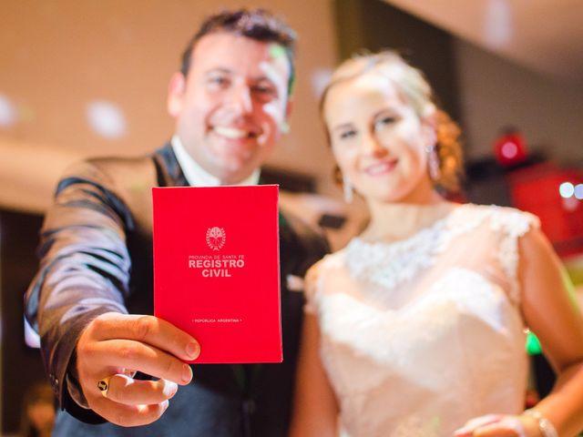 El casamiento de Vanesa y Mariano
