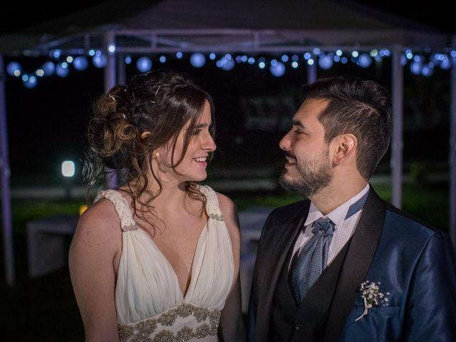 El casamiento de Giuliana y Julián