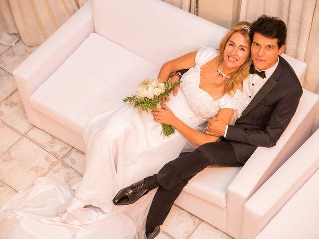 El casamiento de Rosana y Oscar