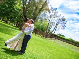 El casamiento de Daniela y Germán