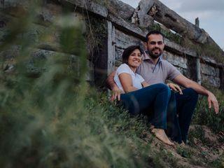El casamiento de Soledad y Daniele 2