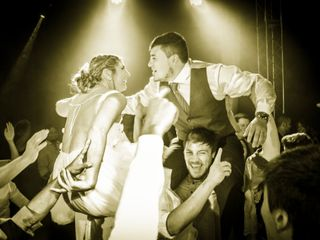 El casamiento de Emi y Juani
