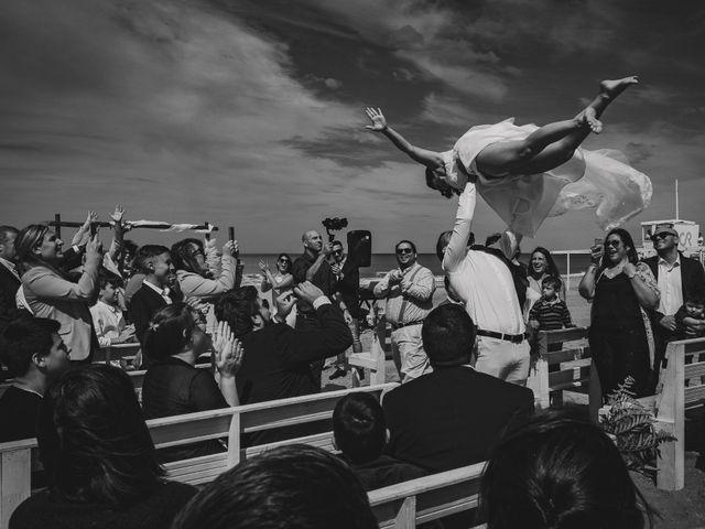El casamiento de Daniele y Soledad en Pinamar, Buenos Aires 1