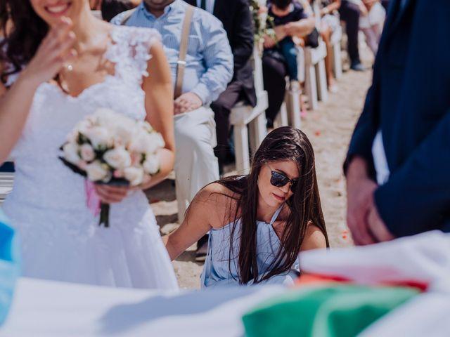 El casamiento de Daniele y Soledad en Pinamar, Buenos Aires 49