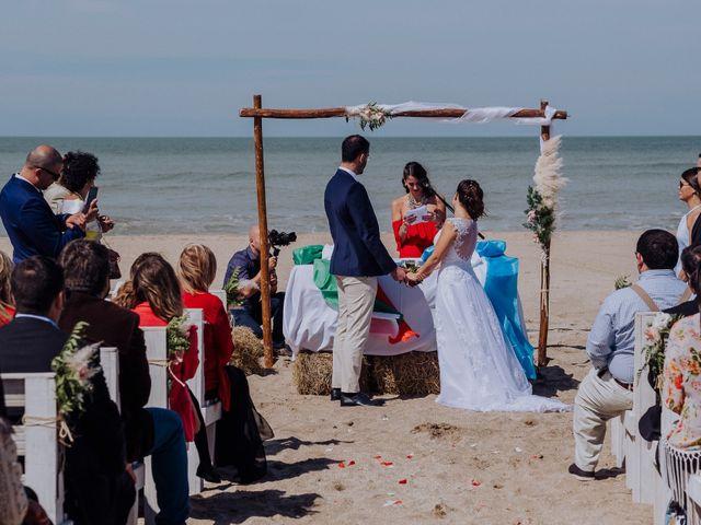 El casamiento de Daniele y Soledad en Pinamar, Buenos Aires 51