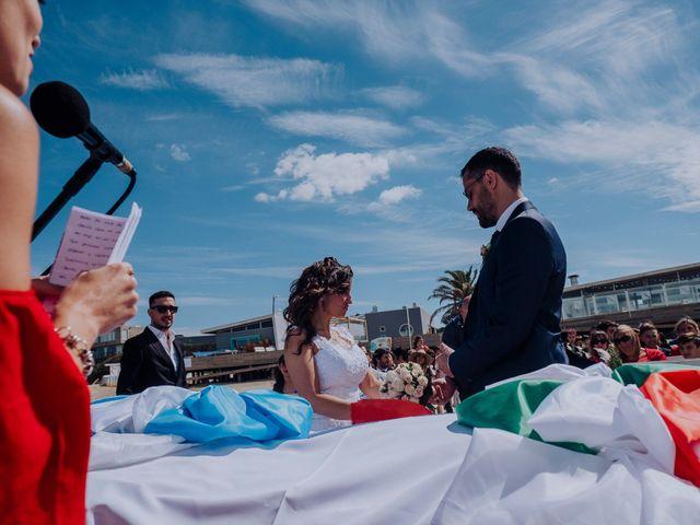 El casamiento de Daniele y Soledad en Pinamar, Buenos Aires 55
