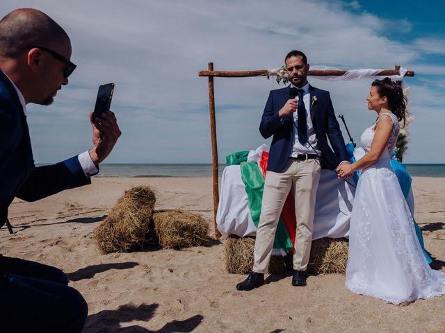El casamiento de Daniele y Soledad en Pinamar, Buenos Aires 57
