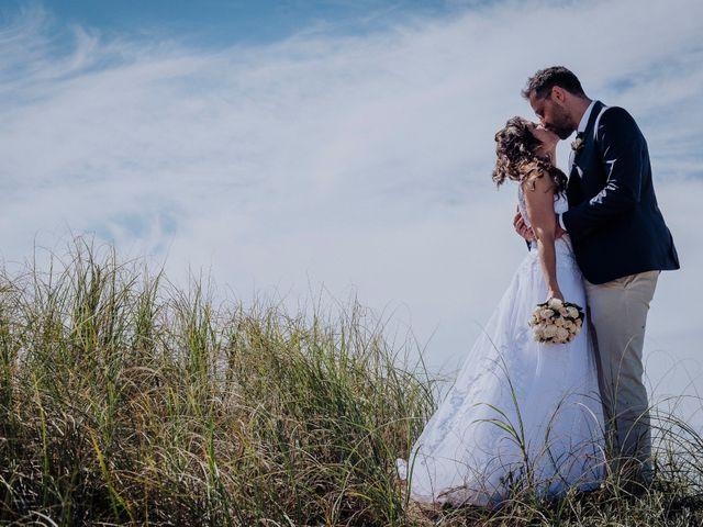 El casamiento de Soledad y Daniele