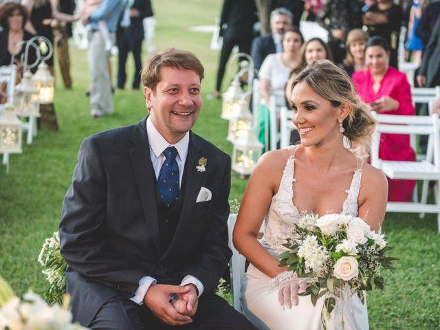 El casamiento de Pao y Luis