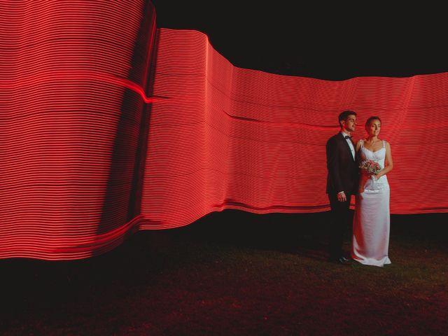 El casamiento de Romina y Lisandro