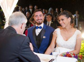 El casamiento de Cami y Dante
