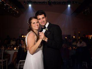 El casamiento de Lucia y Esdras