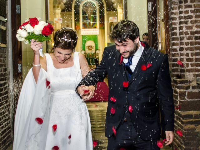 El casamiento de Yan y Chino