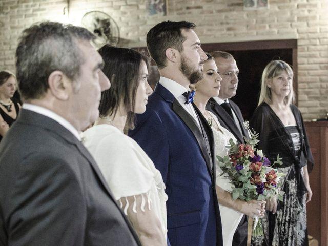 El casamiento de Dante y Cami en Funes, Santa Fe 8