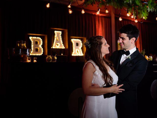 El casamiento de Esdras y Lucia en Rosario, Santa Fe 1