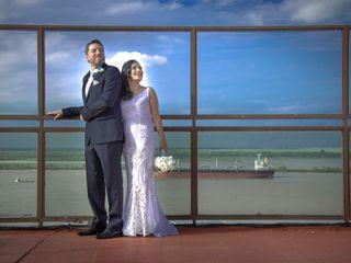 El casamiento de Cinthya y Mariano 1
