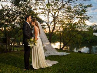 El casamiento de Silvana y Rodrigo