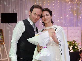 El casamiento de Danisa y Damián