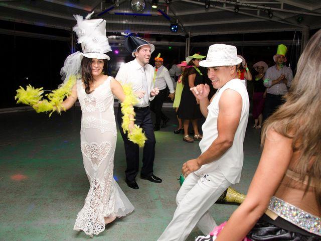 El casamiento de Mariano y Cinthya en Granadero Baigorria, Santa Fe 15