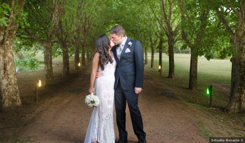 El casamiento de Mariano y Cinthya en Granadero Baigorria, Santa Fe