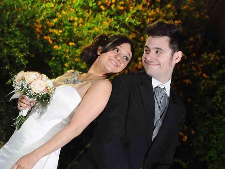 El casamiento de Marina y Enzo