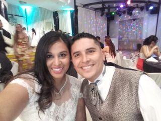 El casamiento de Nazarena y Marcos
