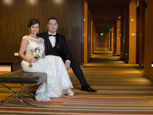 El casamiento de Romina y Germán