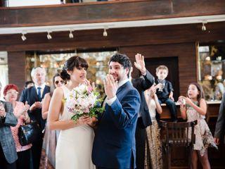El casamiento de Vir y Lean