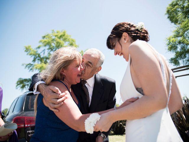El casamiento de Lean y Vir en Cañuelas, Buenos Aires 16