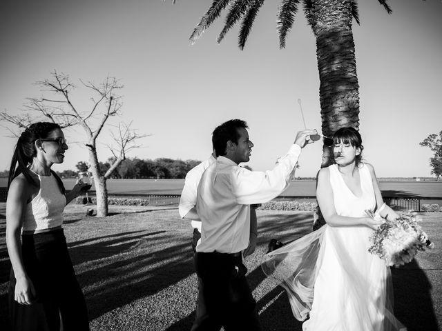 El casamiento de Lean y Vir en Cañuelas, Buenos Aires 41