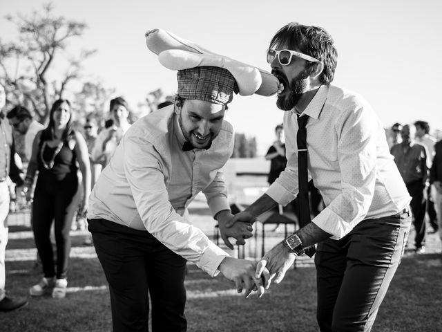 El casamiento de Lean y Vir en Cañuelas, Buenos Aires 45