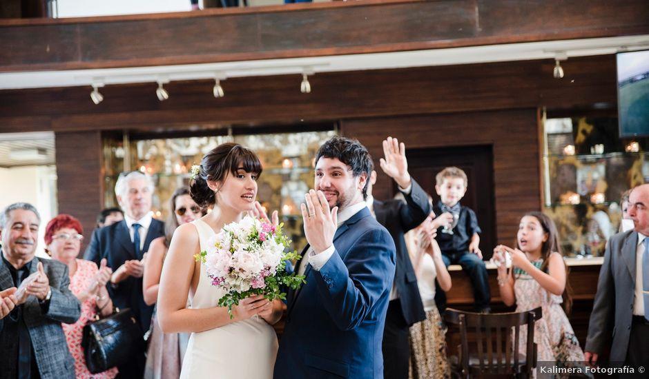 El casamiento de Lean y Vir en Cañuelas, Buenos Aires